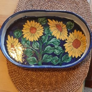 EUC Vintage Talavevera Serving Platter